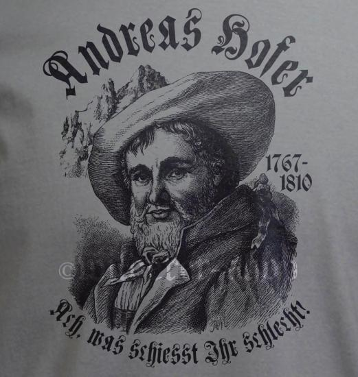 T-Shirt Andreas Hofer