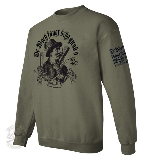 Sweat Shirt Wilderer Mathias Kneissl