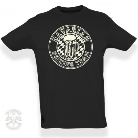 T-Shirt Bavarian Drinking Team